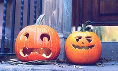 Хэллоуин по-рязански: от тыквы до зеленого человечка