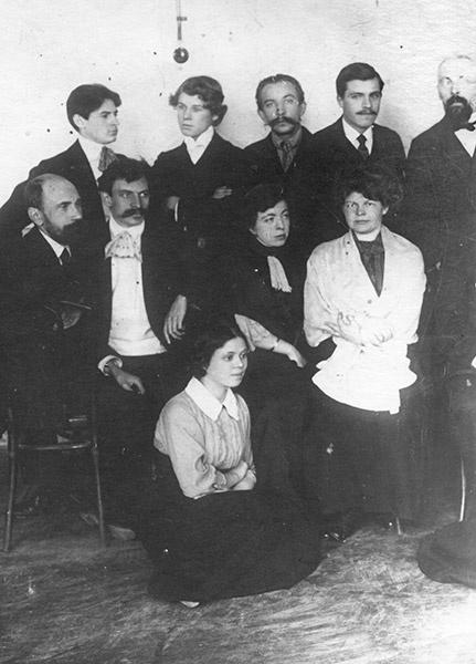 Сергей Есенин и его любимые женщины