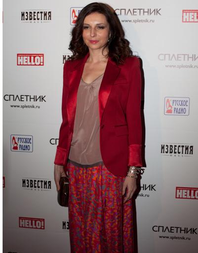 Алиса Хазанова