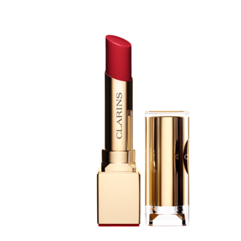 Clarins, Rouge Eclat, passion red