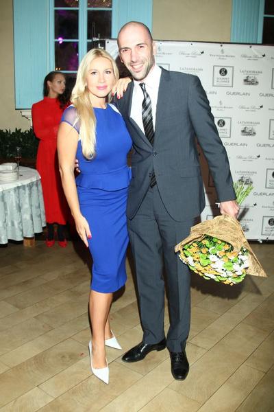 Екатерина Одинцова и Евгений Папунаишвили