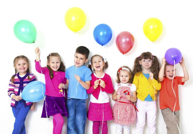 Детский день рождения в Туле