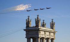 «Стрижи» в Волгограде: фоторепортаж с авиашоу