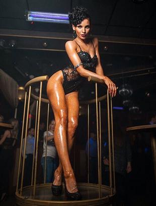 Секс с сексуальной танцовщицей фото 160-401