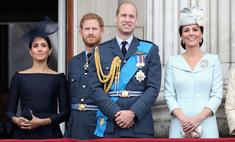 Анорексичка, червь и другие прозвища королевской семьи