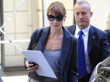 Мать Карлы Бруни (Carla Bruni) подтвердила, что ее дочь беременна