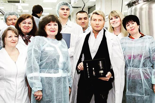 Николай Басков и таблетки от старости