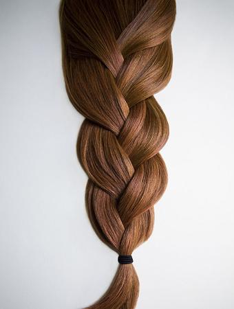 Коса краса 25 модных плетений для лета