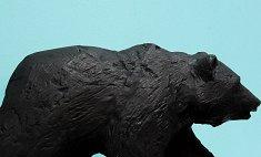 В Кемерове открылась выставка скульптур из угля