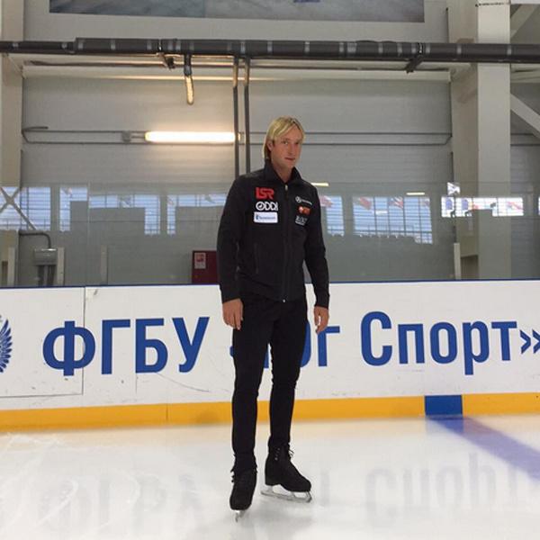 Плющенко рассказал о своем состоянии здоровья