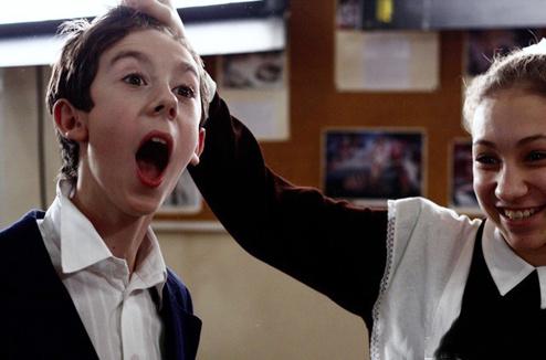 Кадр из фильма «Мой папа Барышников»