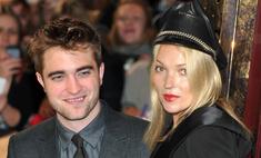 Роберт Паттинсон признался, что был влюблен в Кейт Мосс