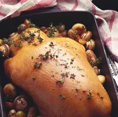 Что приготовить на Рождество: рецепты из гуся и утки