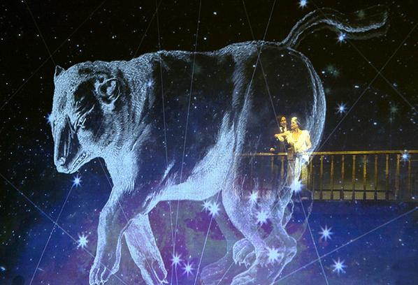 «Безымянная звезда» 3D-мюзикл