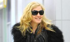 Новая песня Мадонны появилась в интернете