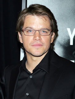 Мэтт Деймон (Matt Damon)