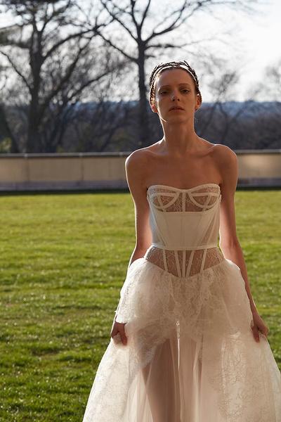 Лучшие коллекции Недели свадебной моды   галерея [4] фото [7]