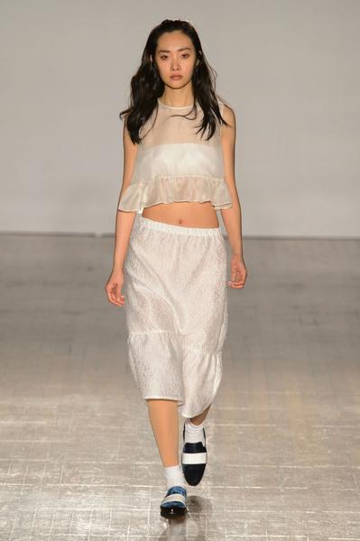 Неделя моды в Лондоне: 21 февраля | галерея [3] фото [5]