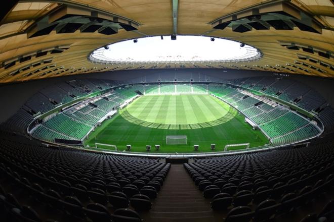 Как не потеряться на стадионе ФК «Краснодар»: путеводитель по арене