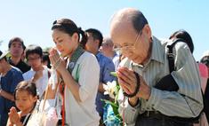 65-я годовщина атомной бомбардировки Хиросимы