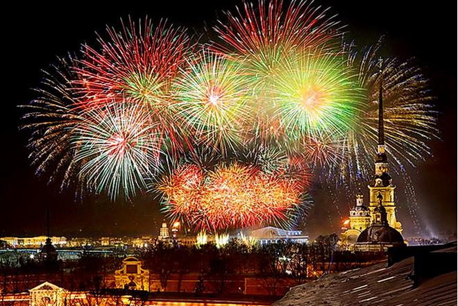 Новый год в Санкт-Петербурге 2016 мероприятия на Дворцовой площади, Новый год в СПб программа