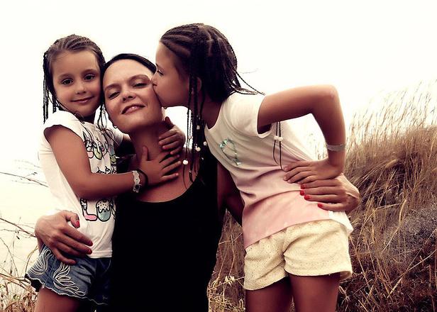 С детьми, фото