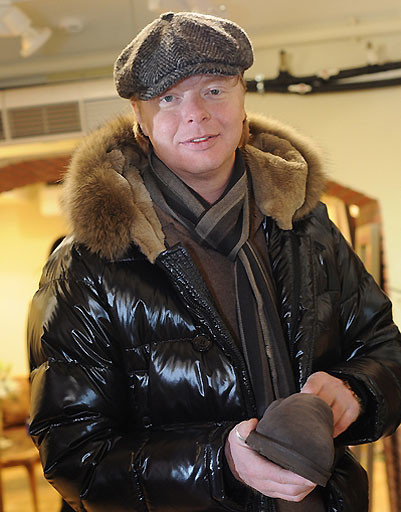 Музыкант Андрей Григорьев-Аполлонов.
