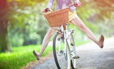 Езда на велосипеде: польза для женского здоровья