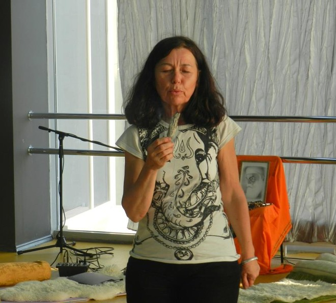 кундалини-йога, ТРЦ Высшая лига