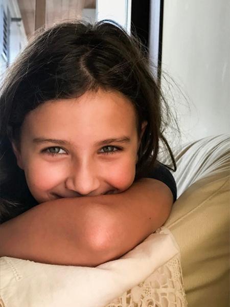 Младшей дочери Нине исполнилось 9 лет