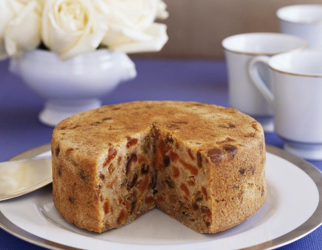 кекс с цукатами рецепт с фото