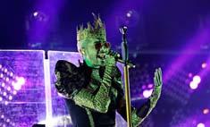 Группу Tokio Hotel в Перми удивил снег и ДК имени Солдатова