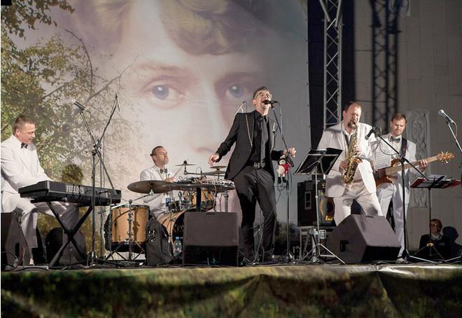 Есенин в джазе: представление альбома