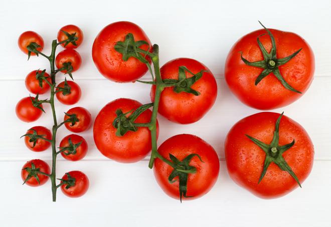 Витамины, содержащиеся в помидорах, многочисленны и разнообразны