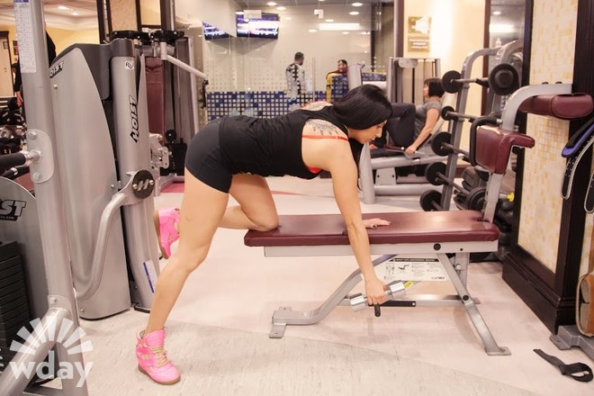 Упражнения для мышц спины