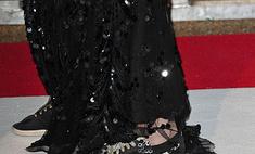 Кристен Стюарт пришла на премьеру фильма в кроссовках