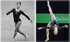Эволюция спортивной гимнастики: от табуретки до тройных сальто