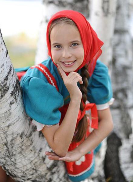 Полина Рухлова, «Юная топ-модель Екатеринбурга-2016», фото