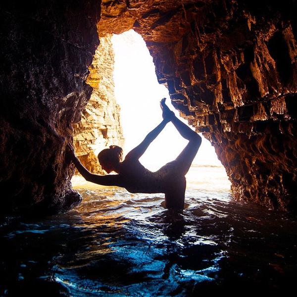 ВСТАЛА В ПОЗУ: 7 мотивирующих йога-аккаунтов | галерея [5] фото [2]