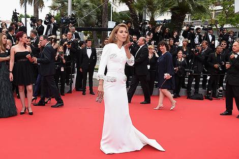 Наши в Каннах: самые яркие выходы российских знаменитостей на Кинофестивале | галерея [3] фото [5]