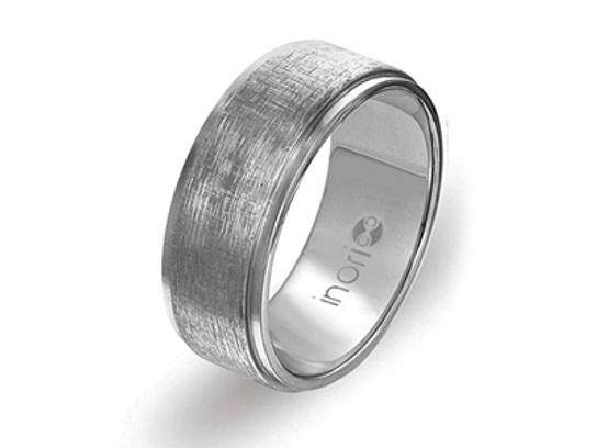 INORI, кольцо стальное