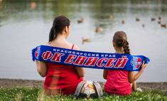 Влюбленные в футбол: фотосессия настоящей болельщицы