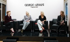В Москве состоялся открытый Public Talk с успешными женщинами