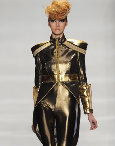 Mercedes-Benz Fashion Week Russia: Sabina Gorelik, осень-зима 2012/13