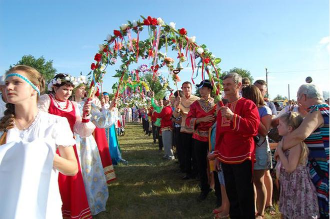 Волгоград, праздник, День Петра и Февронии, день семьи любви и верности, куда пойти в выходные