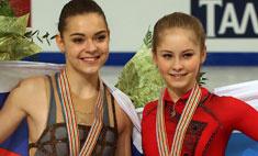 Олимпиада: болеем за Юлю и Аделину!