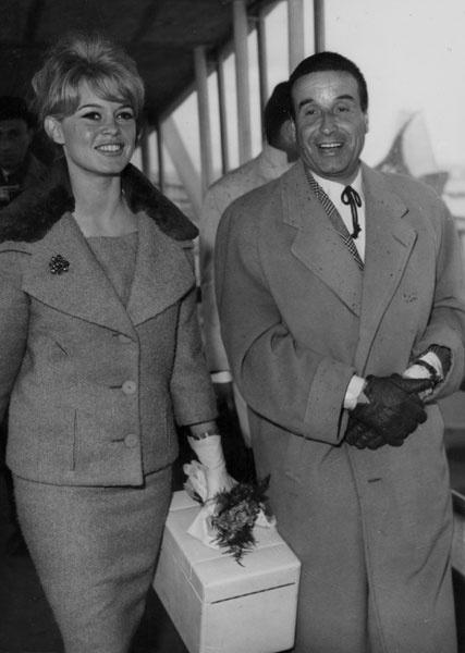 Брижит Бардо, 1959 год