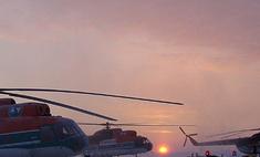 В ЯНАО разбился вертолет с геологами на борту
