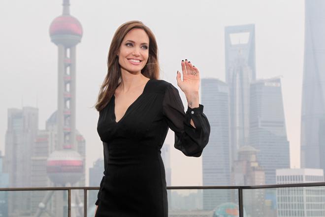 Анджелина Джоли: фото, новости 2014