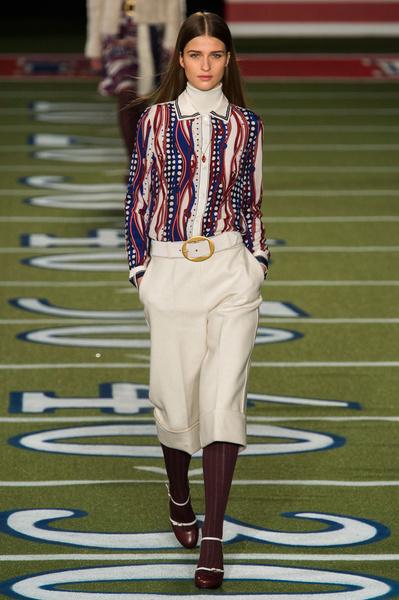 Показ Tommy Hilfiger на Неделе моды в Нью-Йорке | галерея [2] фото [23]
